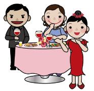 結婚パーティイメージ画像